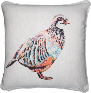 partridge, partridge cushion, partridge gift idea