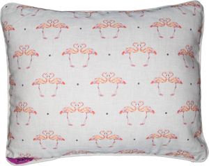Flamingo Cushions 'Fabulous'