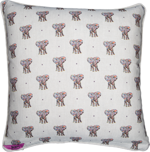 Baby Elephant Cushions 'Nelly'