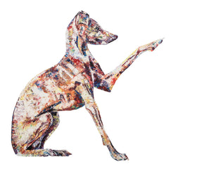 Italian Greyhound Giclee Print