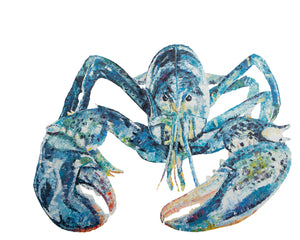 Lobster 'Leviticus' Giclee Print