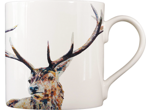 Stag 'Nigel' Fine Bone China Mug