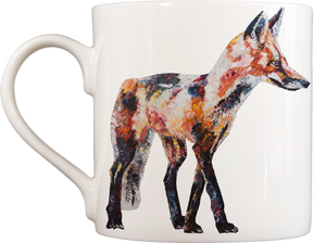 Fox 'Fairfax' Fine Bone China Mug