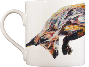 Fox 'Willoughby' Fine Bone China Mug