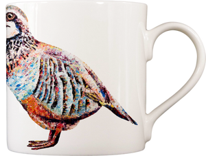 Partridge 'Mr McAlister' Fine Bone China Mug