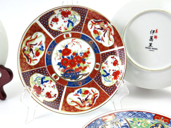 imari japan plate collection