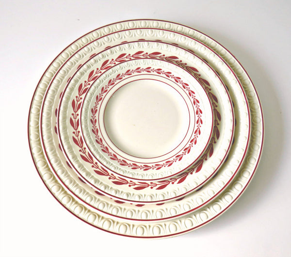 Laurel Red Copeland Spode England
