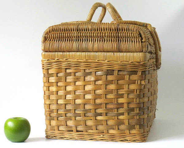 large sewing basket