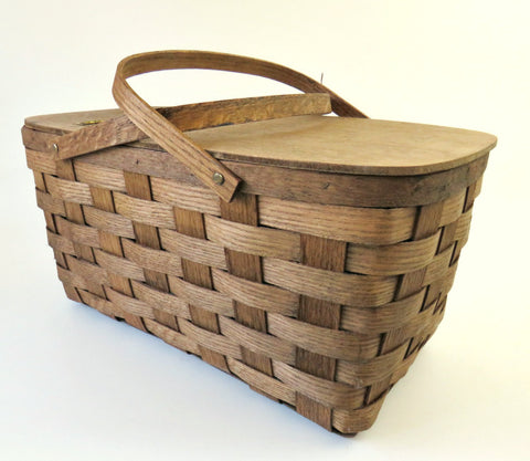 putney basketville picnic basket