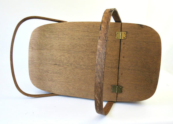 two handle picnic basket