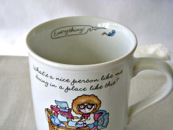 Hallmark Secretary Coffee Cup