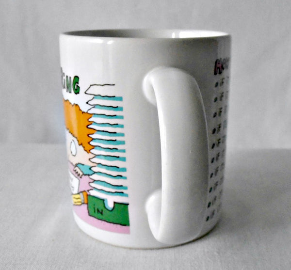 Vintage Office Humor Mug