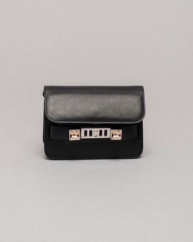 Proenza Schouler Black PS11 Mini Classic
