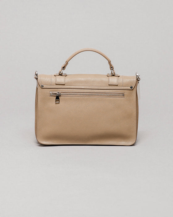 Proenza Schouler PS1 Medium Light Taupe Leather Bag