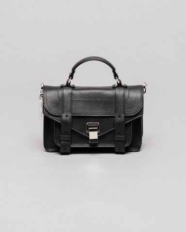 Proenza Schouler PS1 Tiny Black