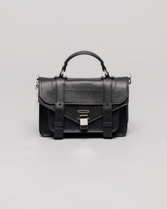 Proenza Schouler PS1 Tiny Light Black