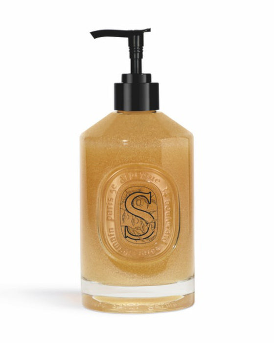 Diptyque Softening Exfoliating Hand Wash in 350 ml Refillable Glass Bottle