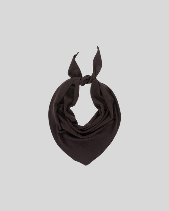 Extreme Cashmere X Witch Dark Brown Scarf