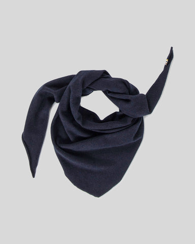 Extreme Cashmere X Navy Witch Scarf