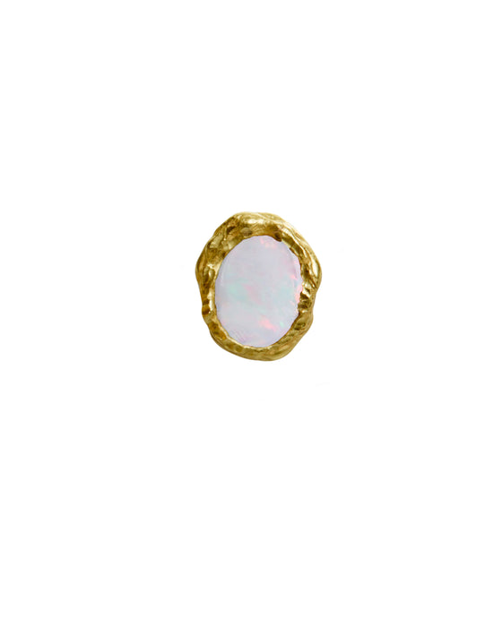 Elhanati The Abyss Opal Earring Big