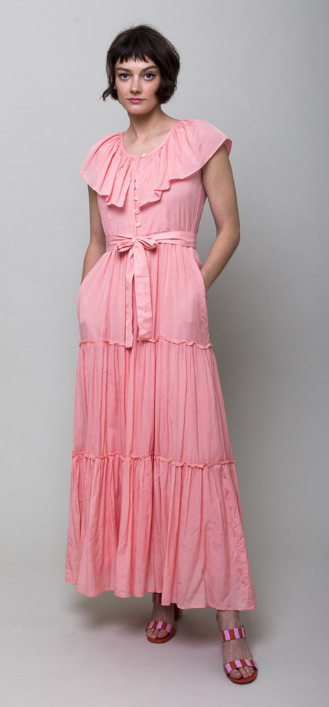 Mille - Mira Dress - Candlelight Peach - Verdalina