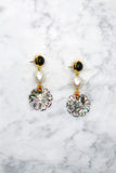 Lizzie Fortunato - Still Life Earrings - Verdalina