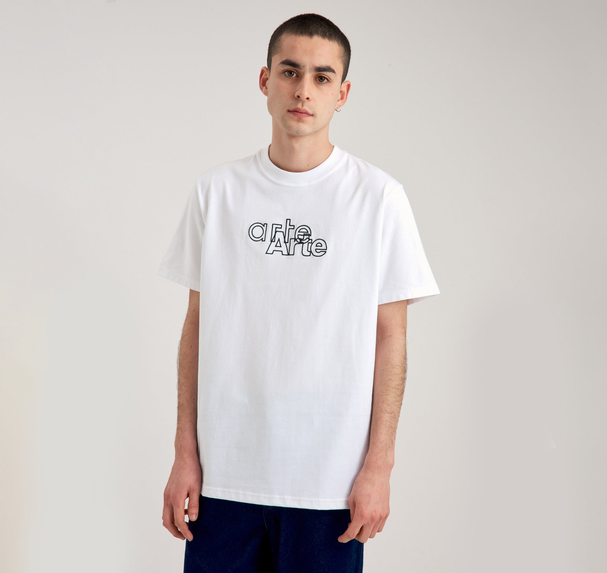 Thomas Outline T-shirt - Arte Antwerp