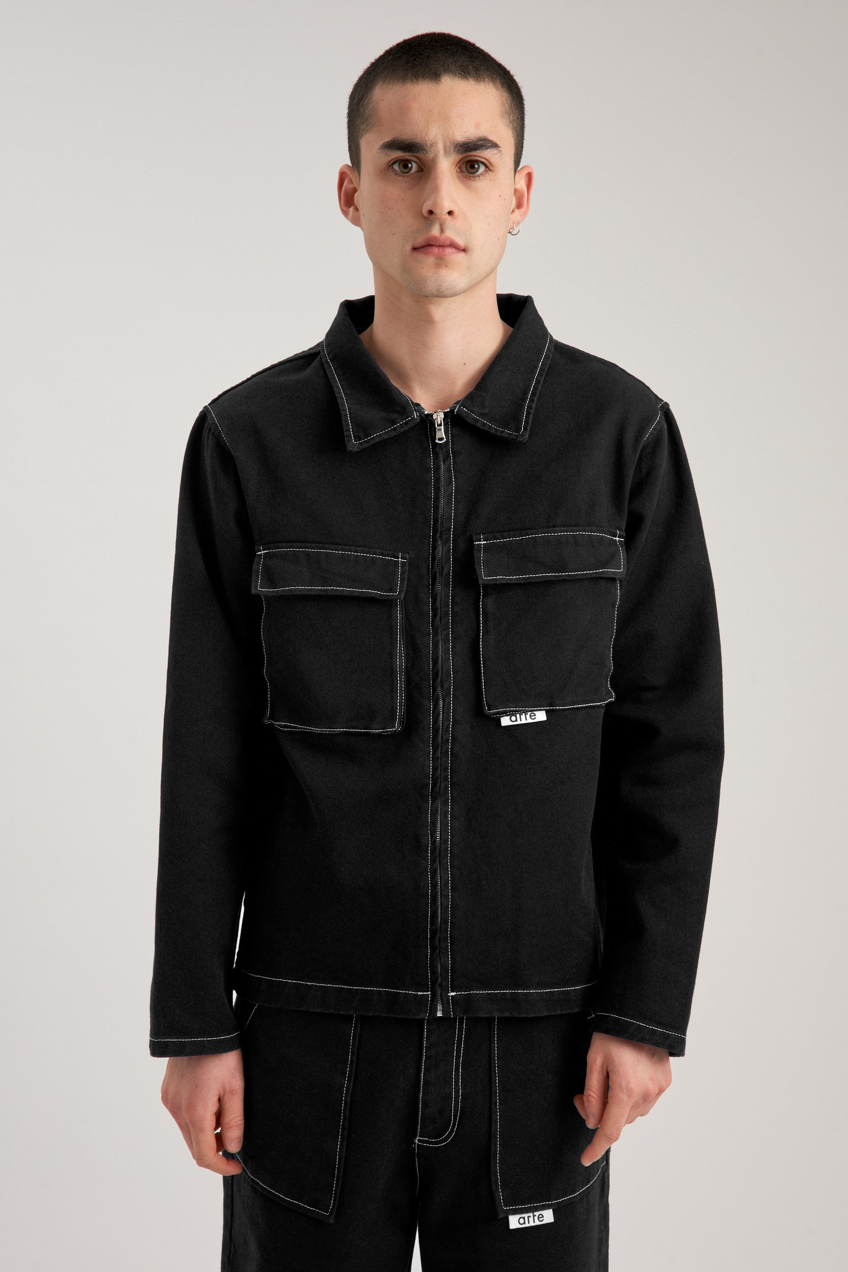 Joe Jacket Black