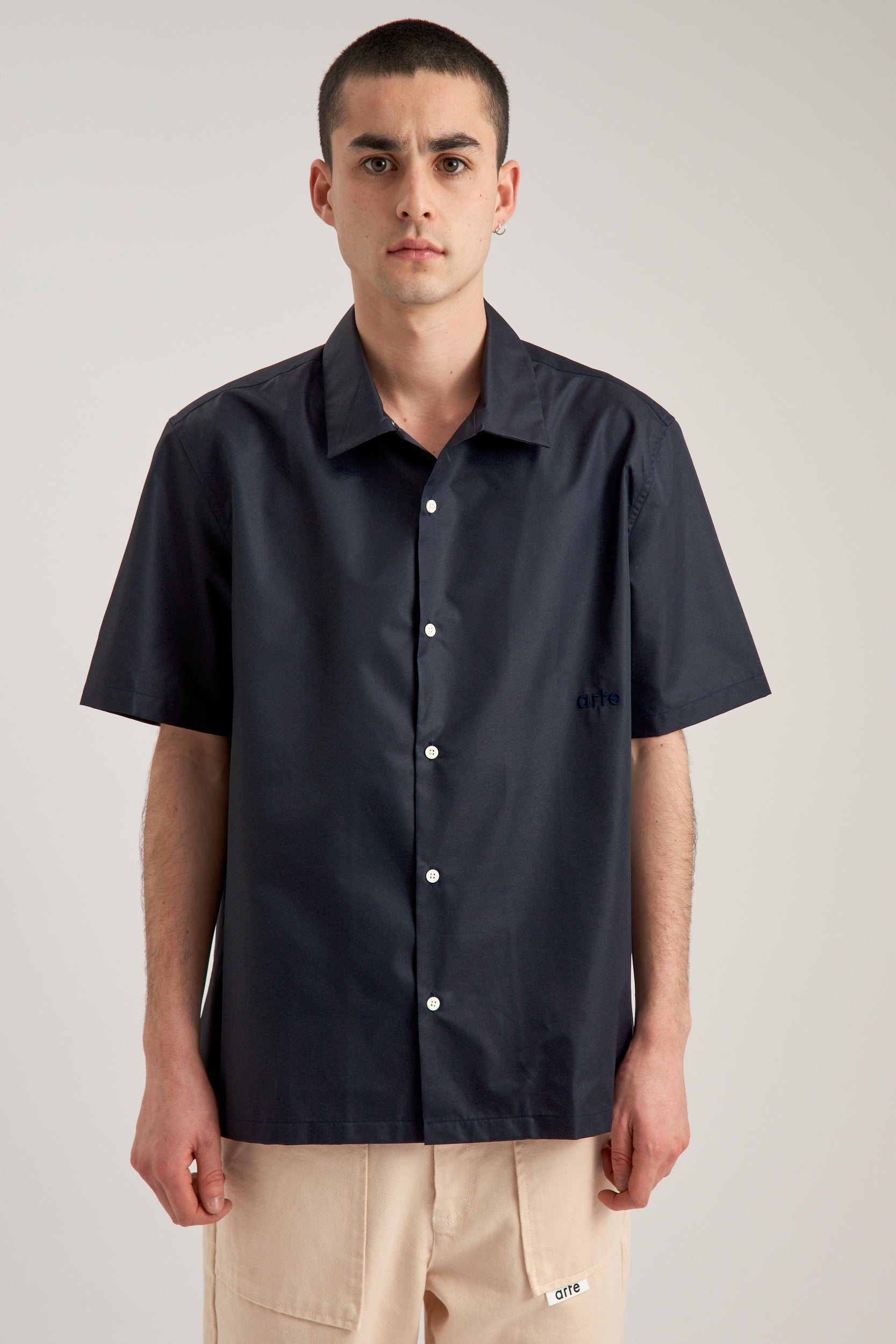 Scottie Nylon Shirt