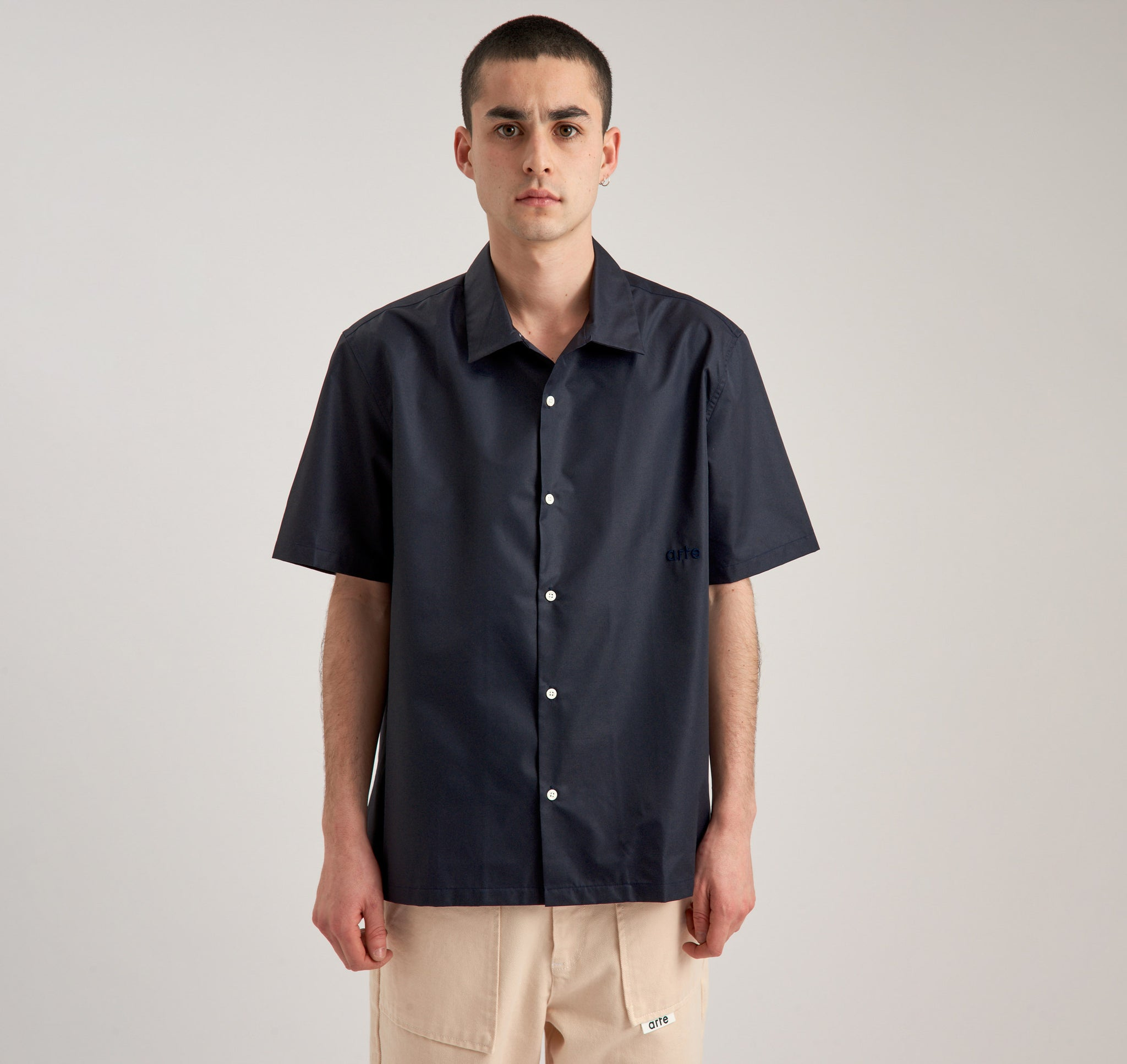 Scottie Nylon Shirt - Arte Antwerp
