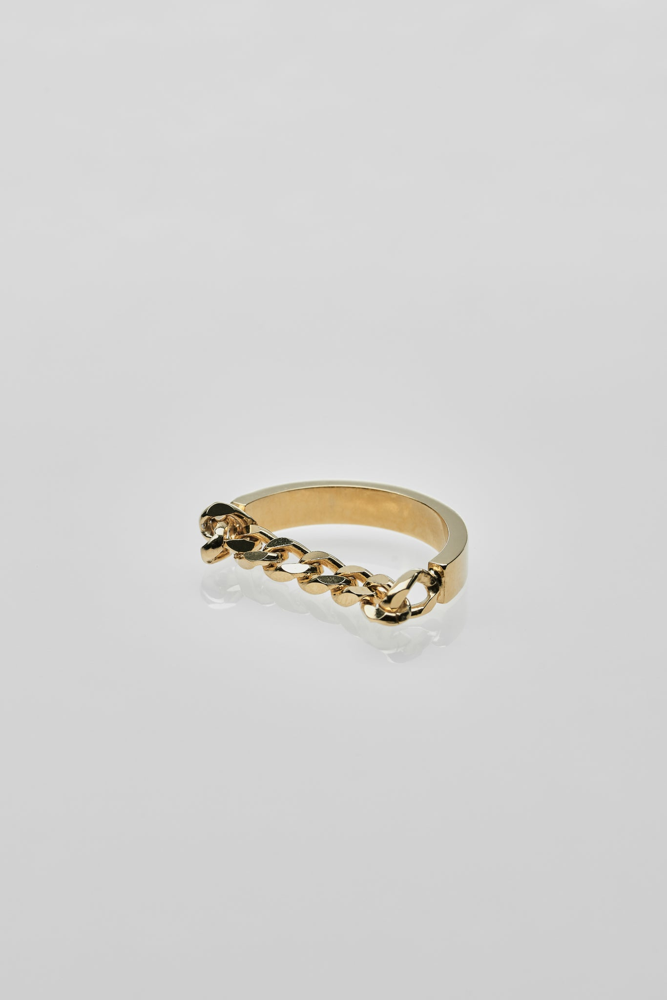 Zaha Ring Gold - Arte Antwerp