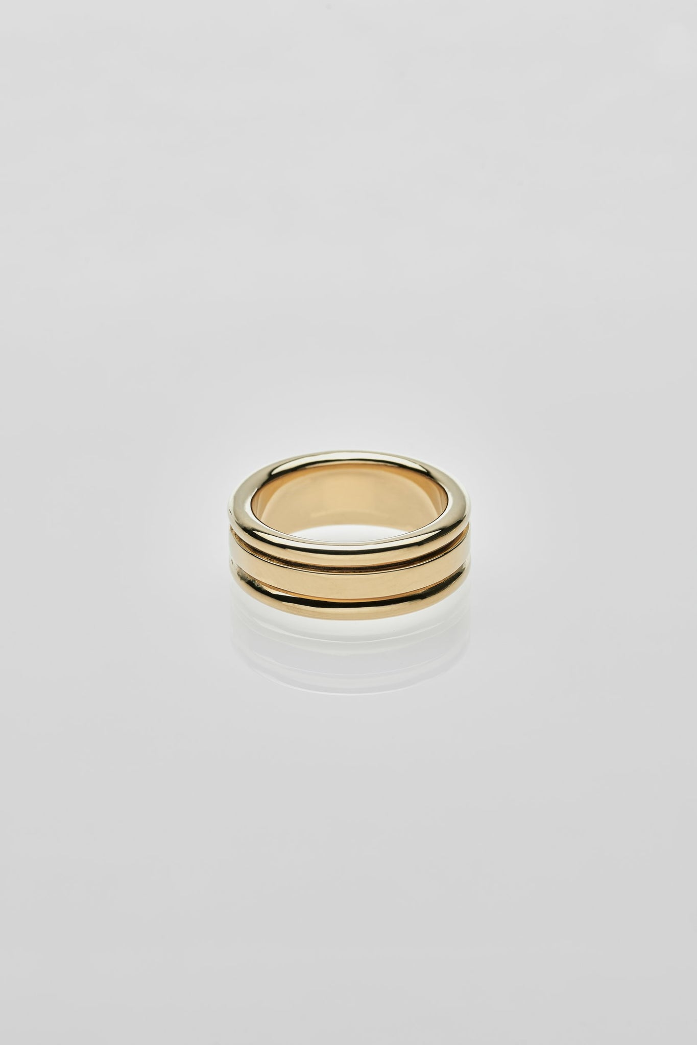 Mies Ring Gold - Arte Antwerp