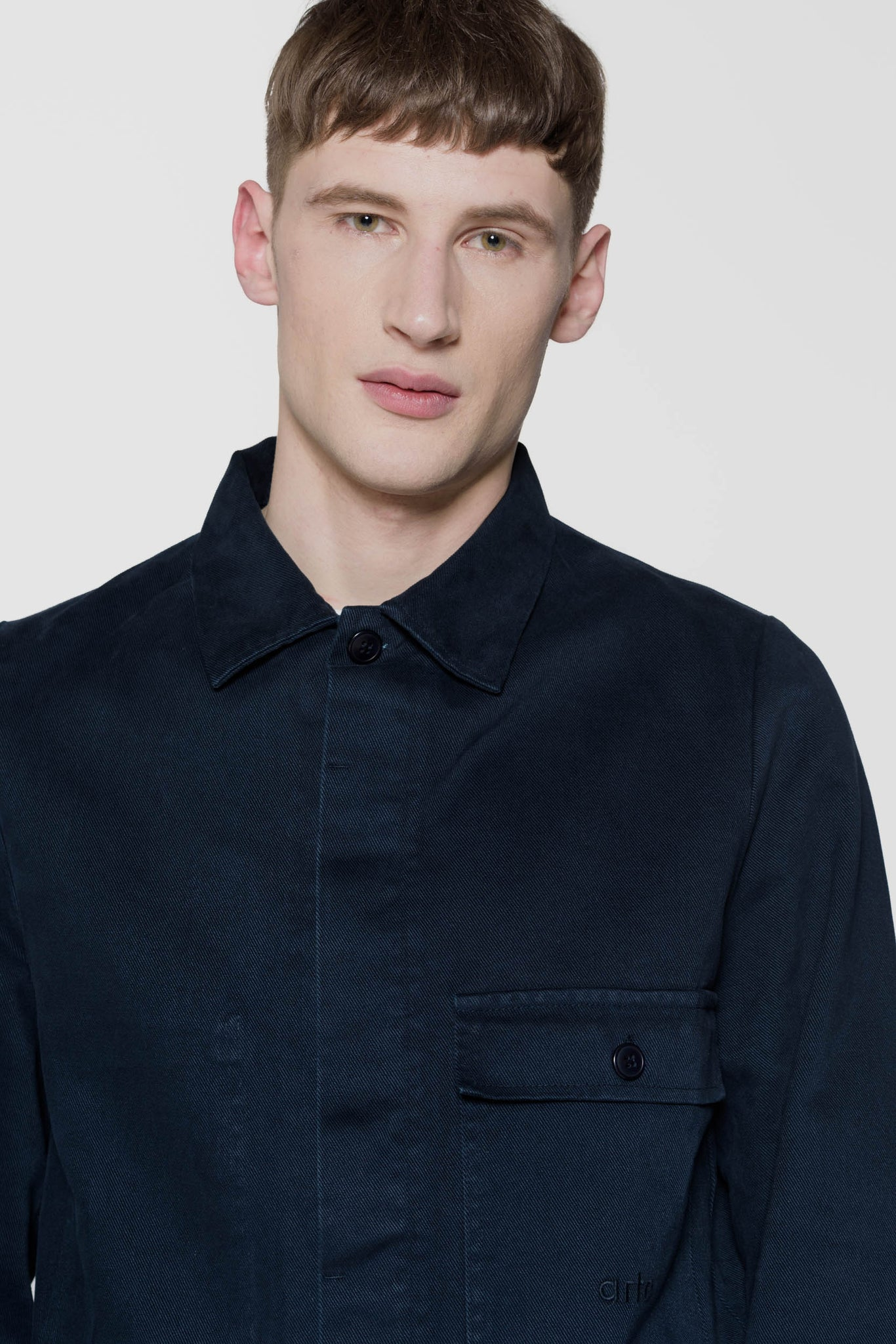 Jonas Work Jacket Navy