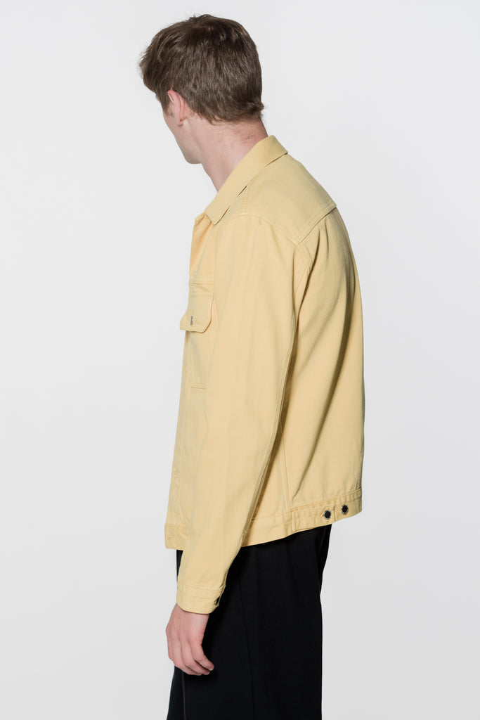 Jay Jacket Yellow