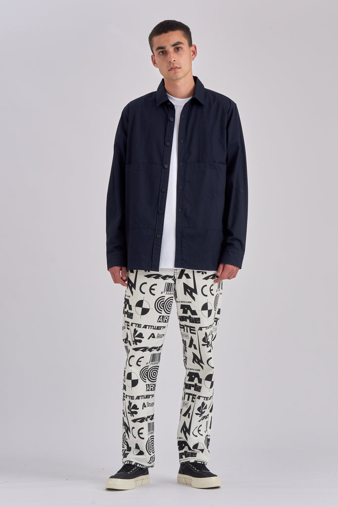 Parker Allover Pants - Arte Antwerp