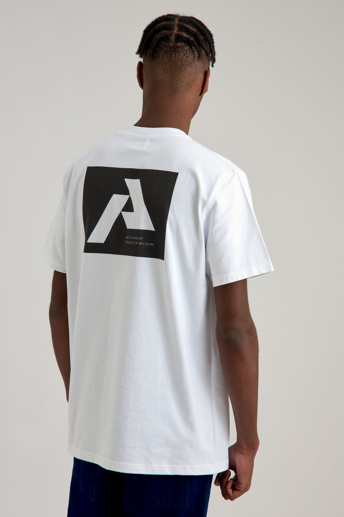 Thomas P.A. Stamp T-shirt - Arte Antwerp