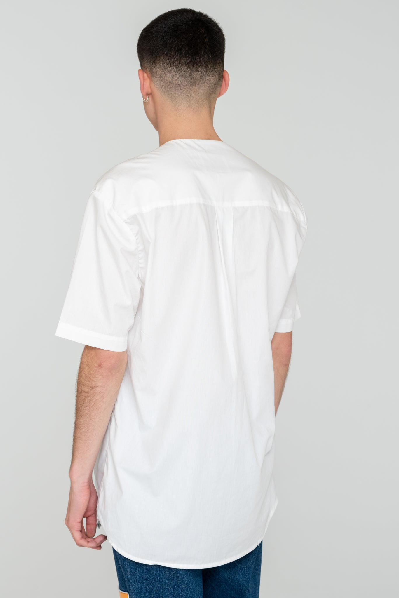 Seth White Shirt - Arte Antwerp