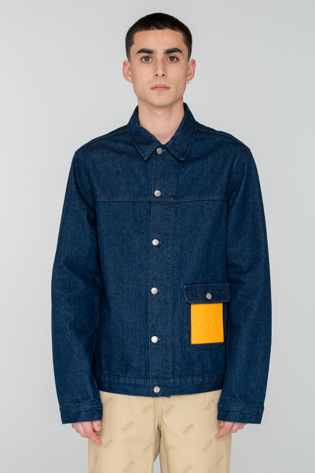 Jul Denim Jacket - Arte Antwerp