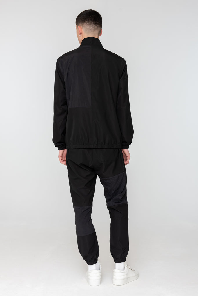 James Track Jacket Black - Arte Antwerp
