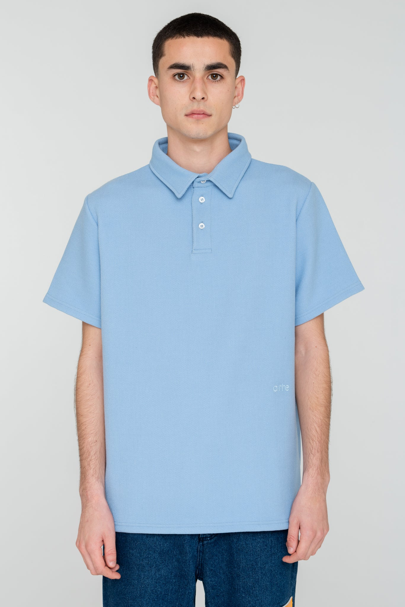 Pierre Light Blue Shirt