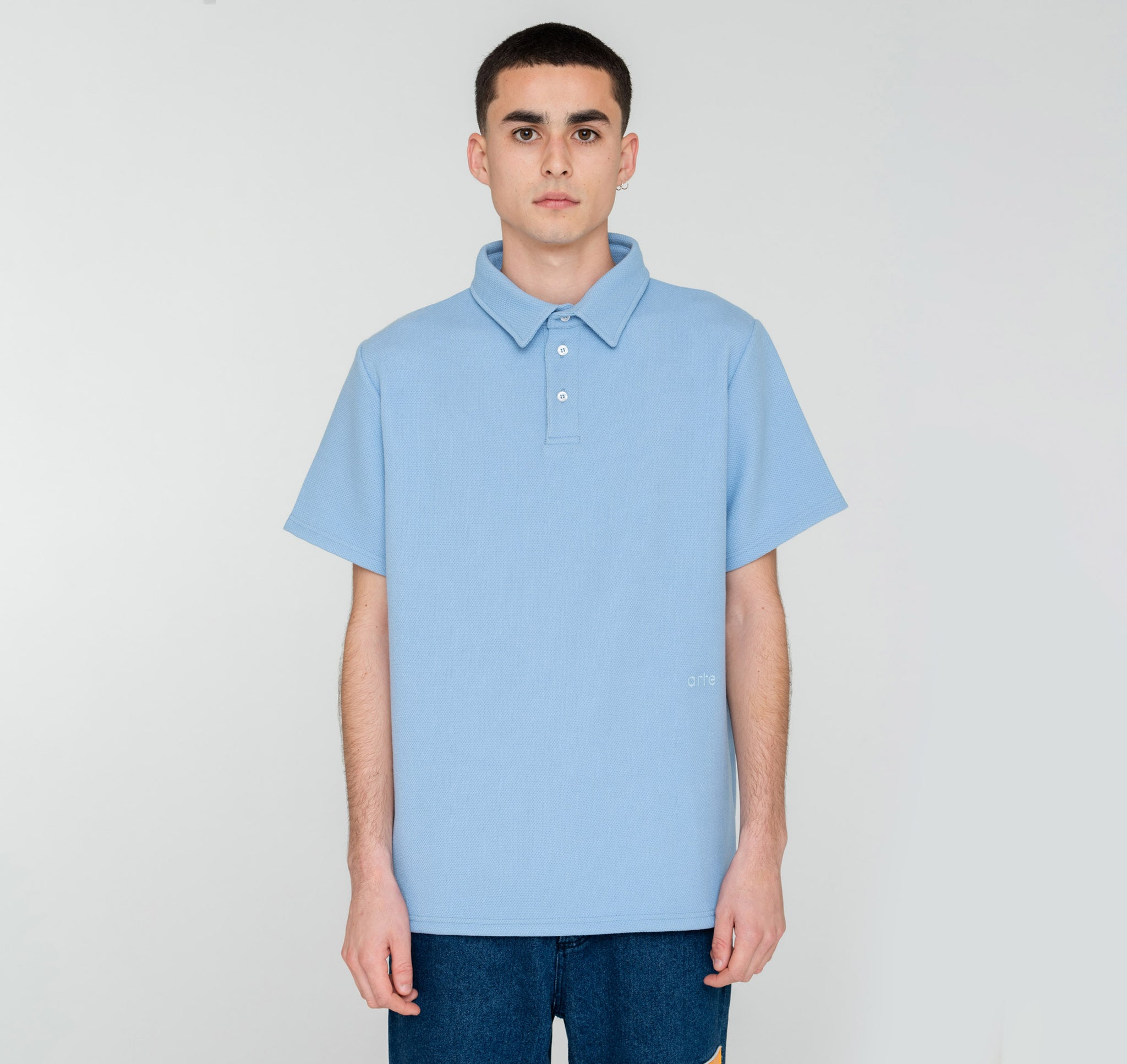 Pierre Light Blue Shirt - Arte Antwerp