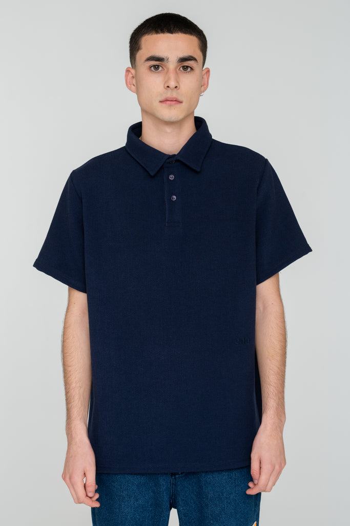 Pierre Navy Shirt