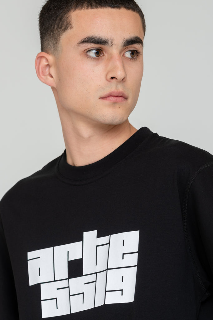 Troy SS19 Black T-shirt