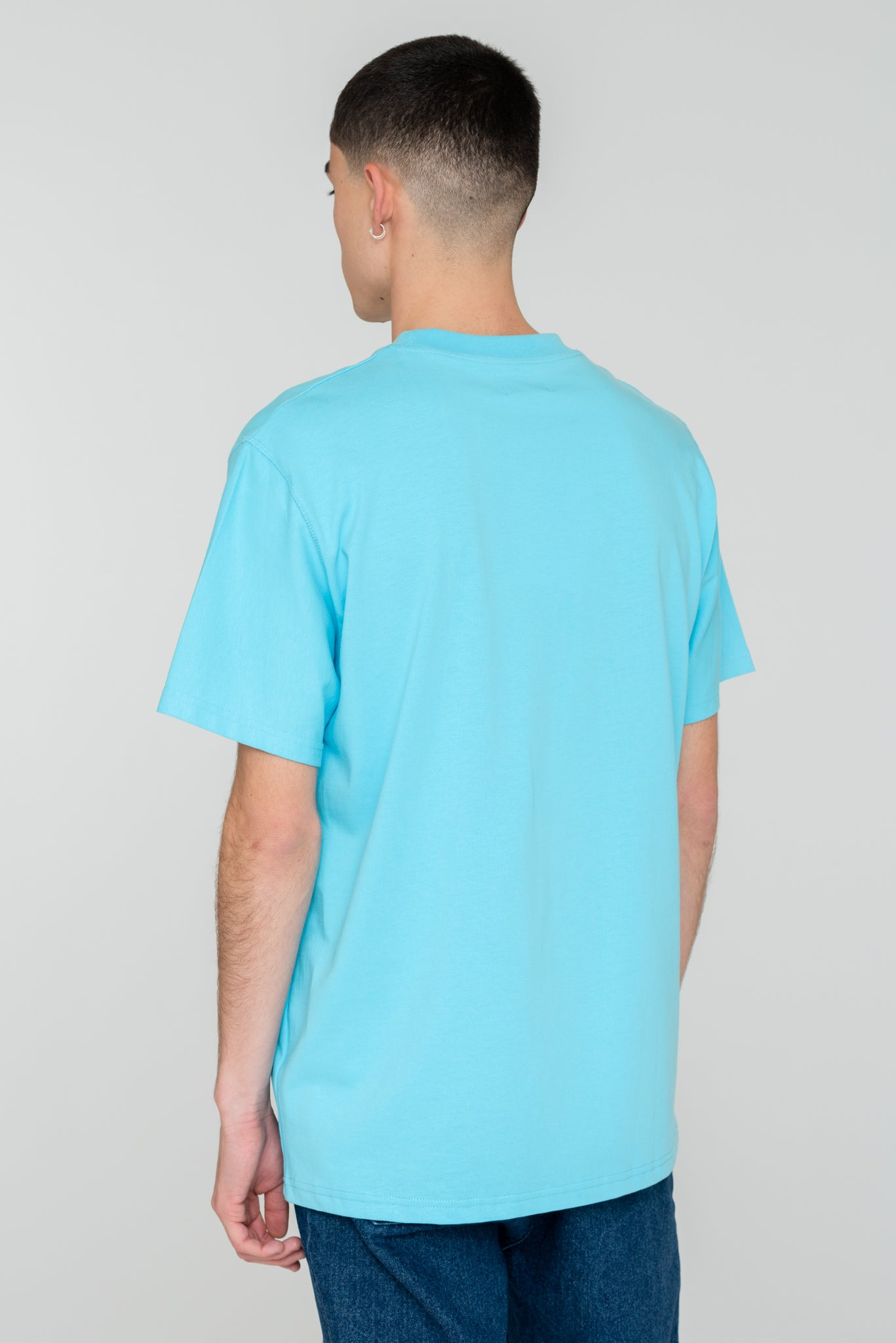 Troy Blue T-shirt