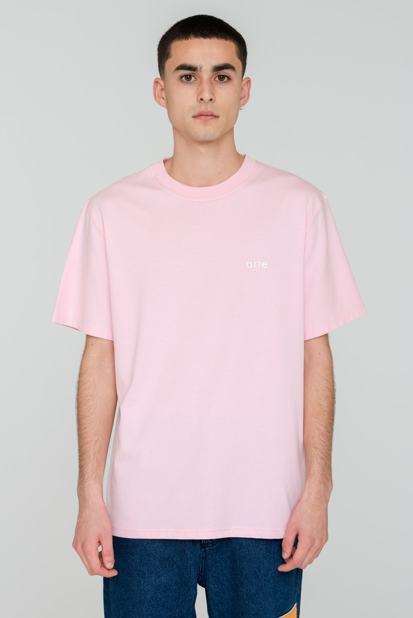 Troy Pink T-shirt