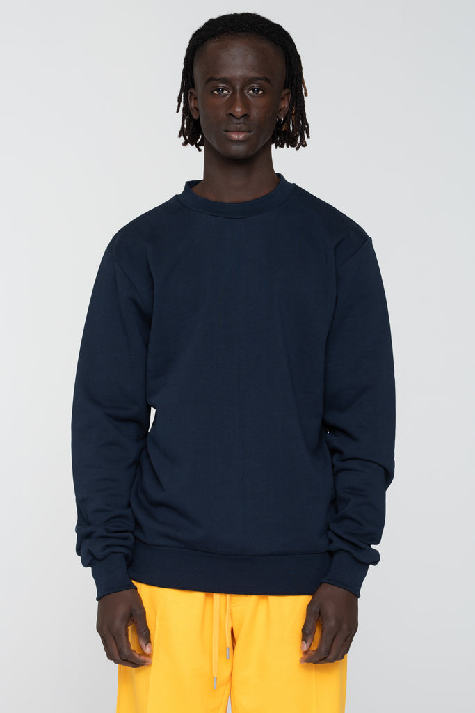 Cole Navy Sweater