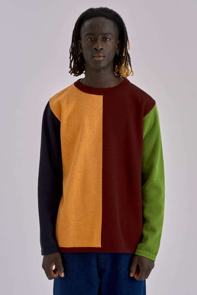 Karson Multi Sweater - Arte Antwerp