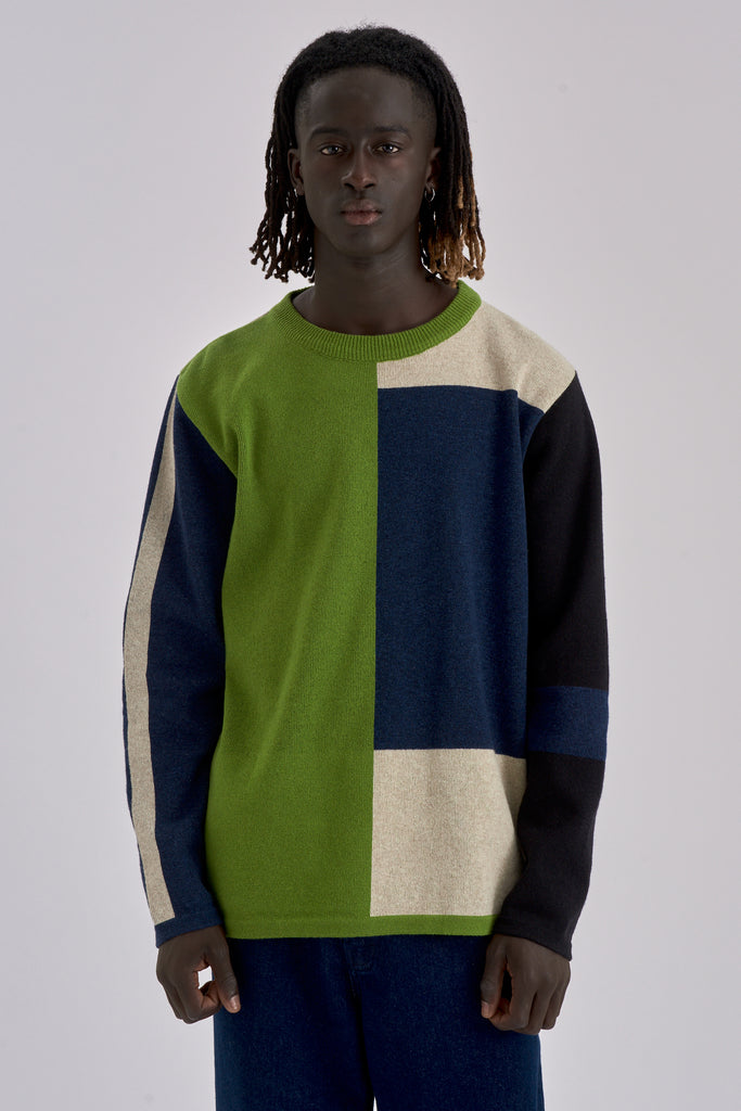 Kyle Block Sweater - Arte Antwerp