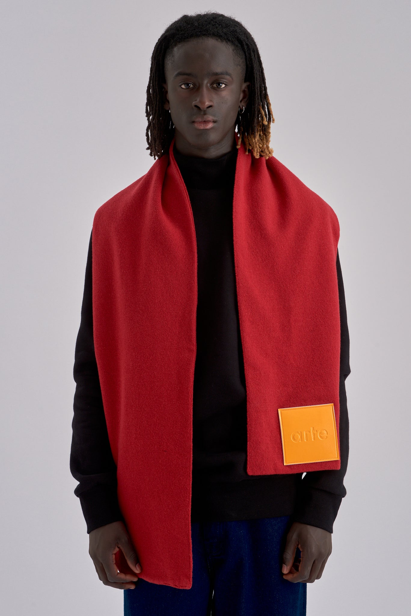 Alex Patch Scarf - Arte Antwerp