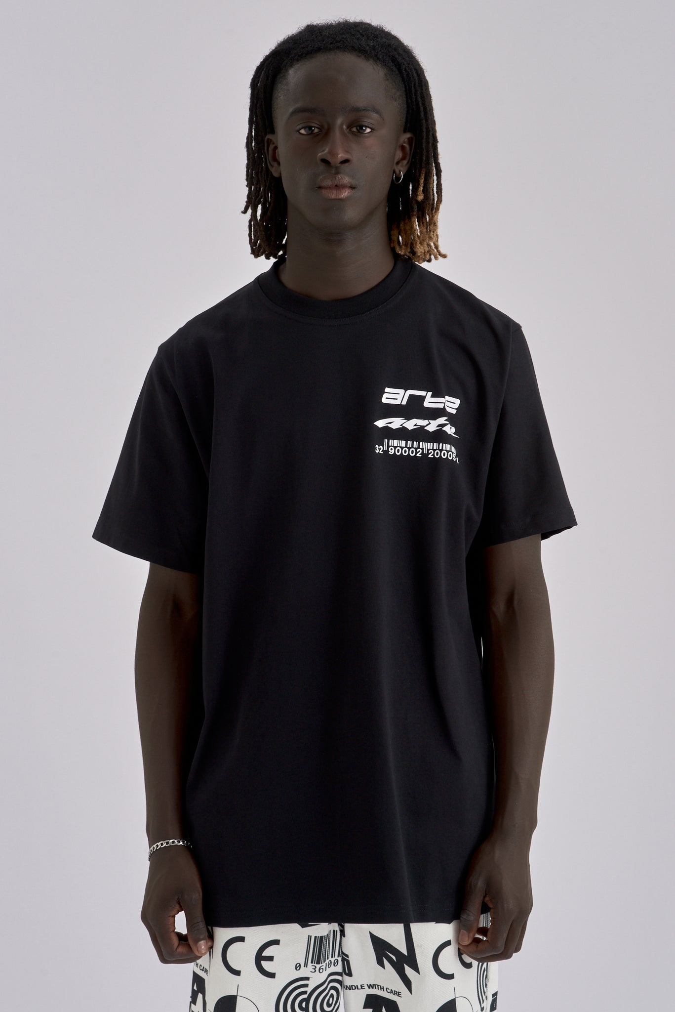 Tyler Triple Black T-shirt - Arte Antwerp